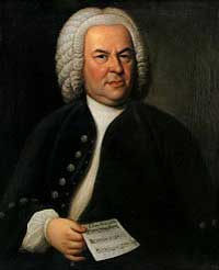 Johann Sebastian Bach was born when his mum was 41, in 1685